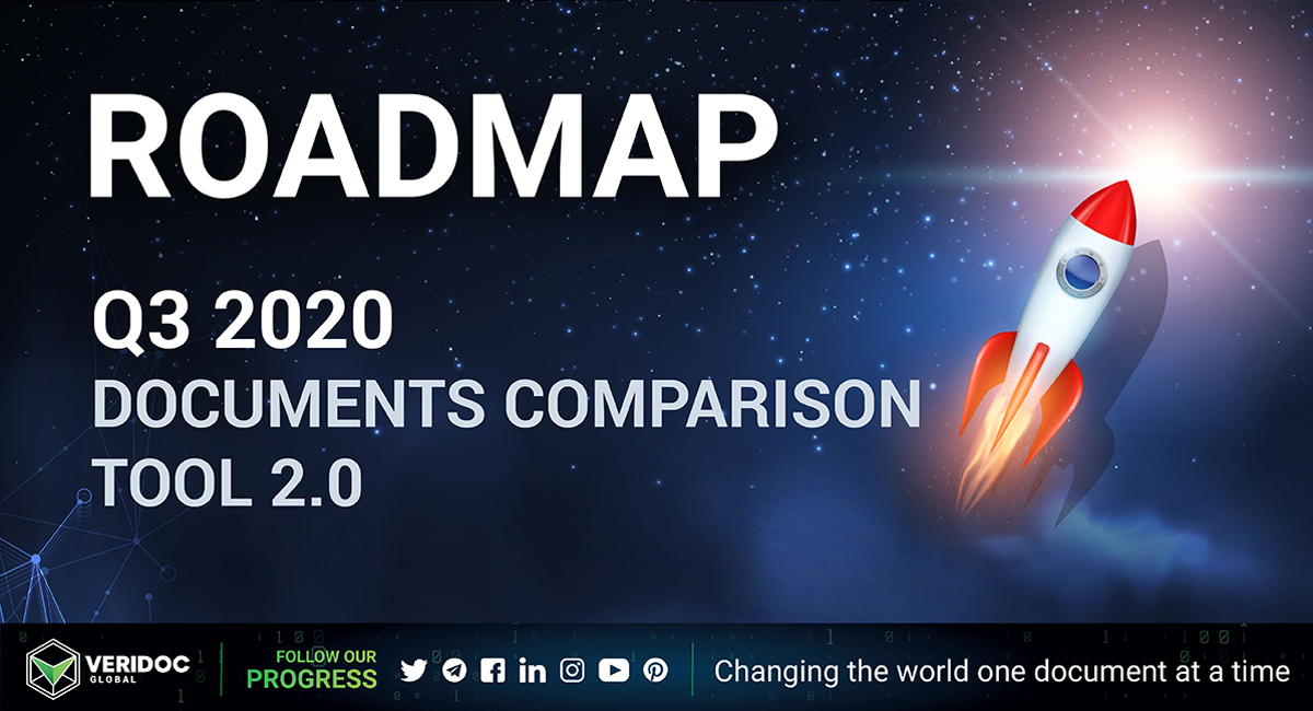 Q3 2020 DOCUMENTS COMPARISON TOOL 2.0_Roadmap