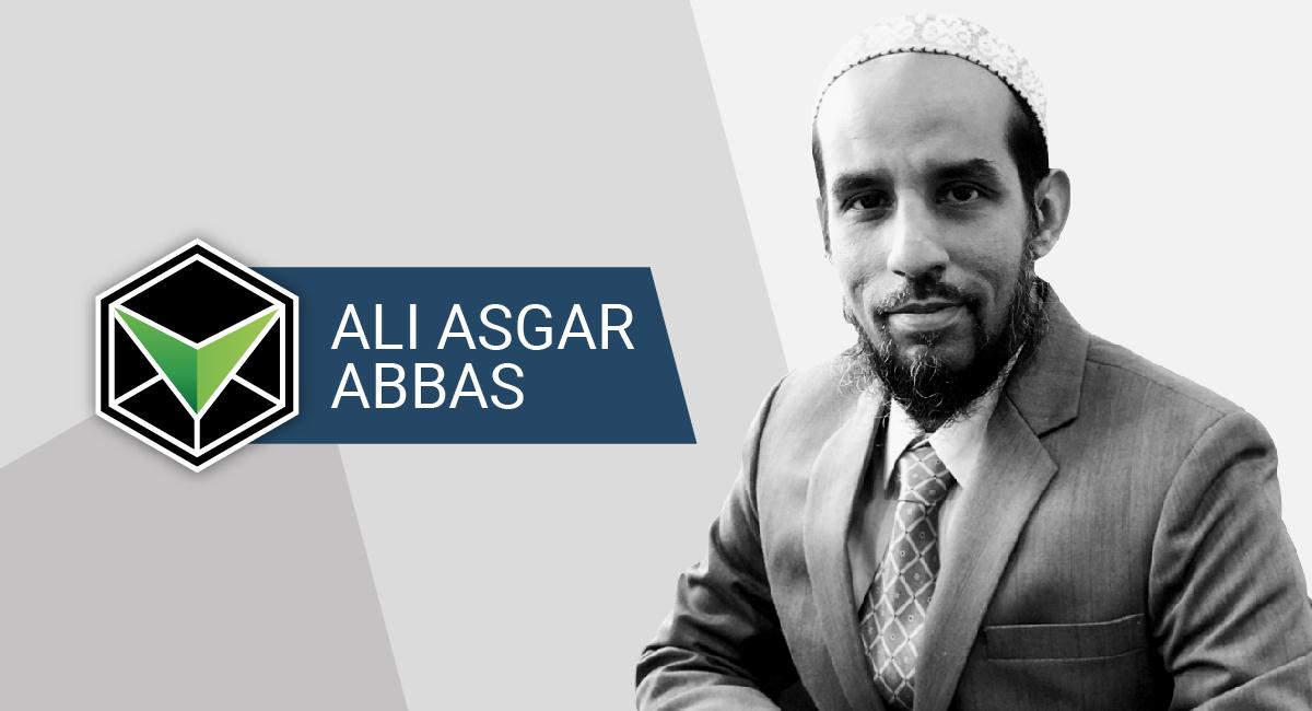 Malaysian Director Ali Asgar Abbas